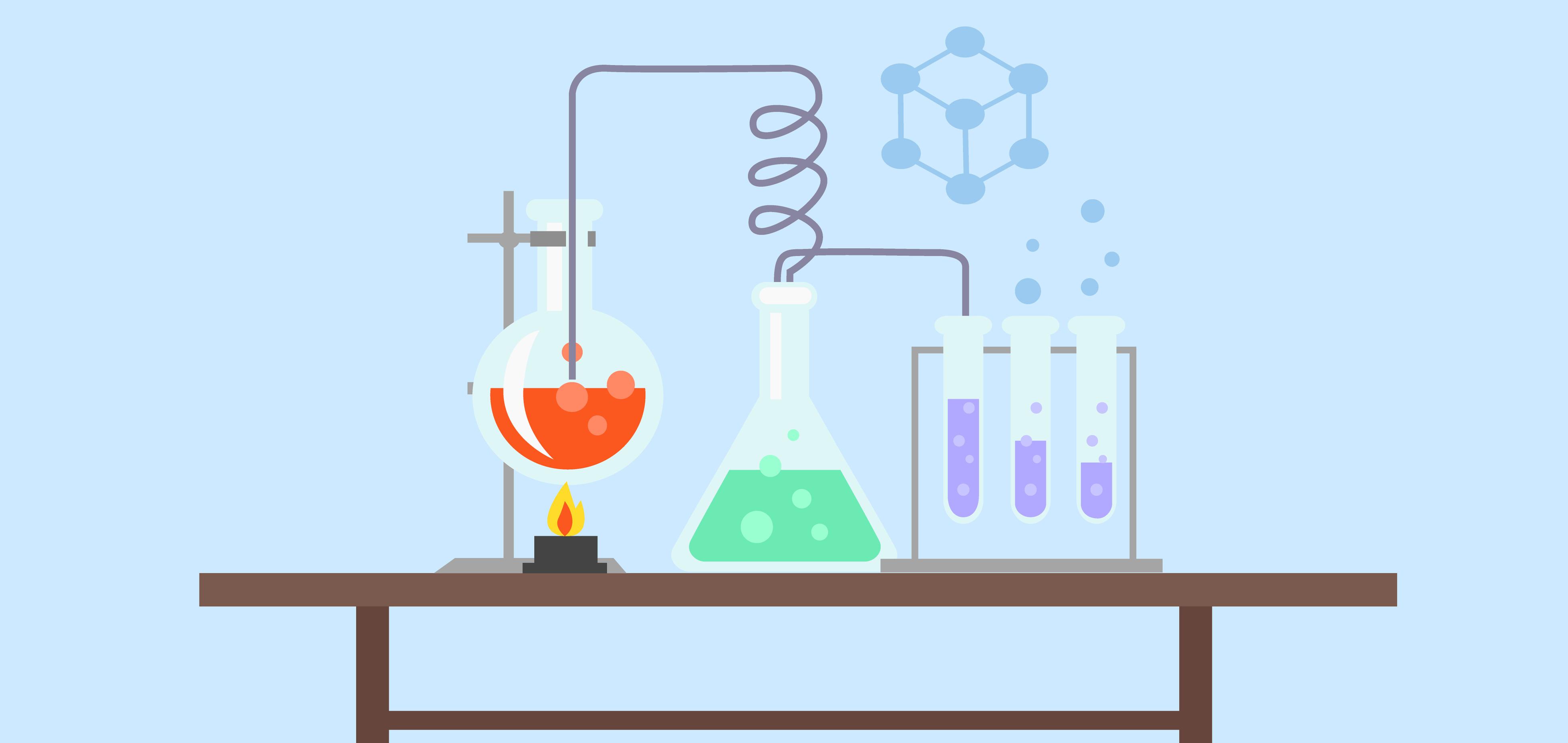 化学式_石灰石が塩酸に溶けると気体が発生~化学反応式より物質の ...