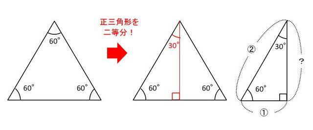 二等辺三角形の面積をどうやって求めるの? 考え方のコツは三角定規に ...