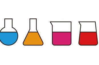 フェノールフタレイン液と色の変化~簡単な覚え方と実験問題の具体例